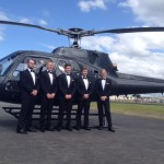 ABC Heli Wedding1