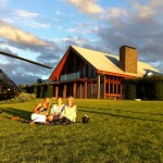 VH-XLM Spicers Peak Lodge