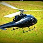 VH-XLM in flight