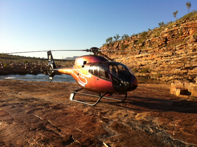 VHJ at Kimberleys