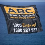ABC Bricks & Pavers Banner