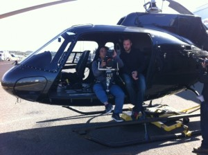 Helicopter Red Epic