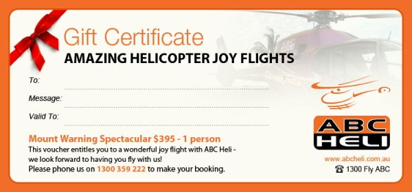 A spectacular flight - view details now