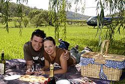Heli picnic